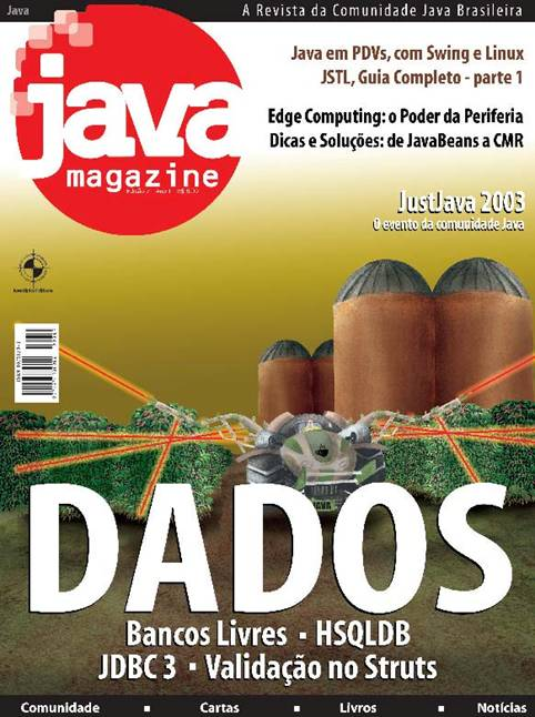 Revista Java Magazine Edi��o 07