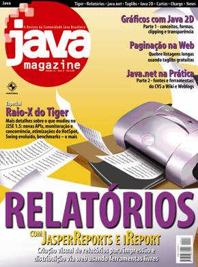 Revista Java Magazine Edi��o 13