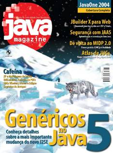Revista Java Magazine Edi��o 16