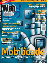 Revista WebMobile Edi��o 1