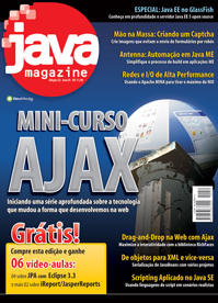 Revista Java Magazine Edi��o 52