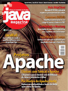 Revista Java Magazine Edi��o 29