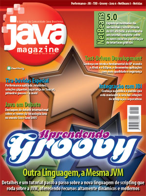 Revista Java Magazine Edi��o 32