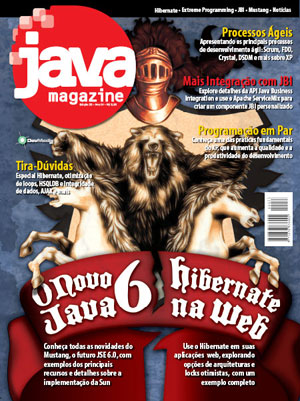 Revista Java Magazine Edi��o 33
