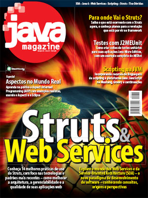 Revista Java Magazine Edi��o 34