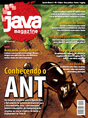 Revista Java Magazine Edi��o 36