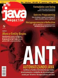 Revista Java Magazine Edi��o 14