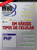 Revista WebMobile Edi��o 8.
