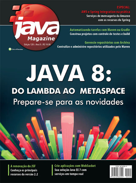 Revista Java Magazine 120