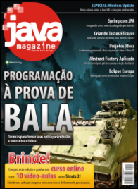 Revista Java Magazine Edi��o 50