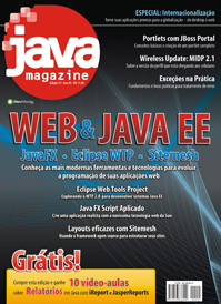 Revista Java Magazine Edi��o 51