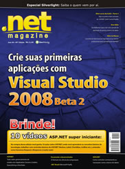 Revista .net Magazine Edi��o 45