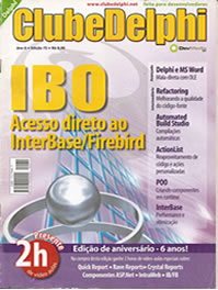 Revista ClubeDelphi Edi��o 72