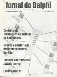 Revista ClubeDelphi Edi��o 3