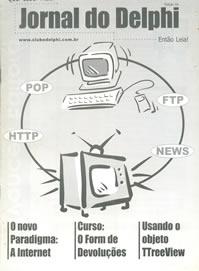 Revista Clube Delphi Edição 4: Os objetos TtreeView e TTreeNode