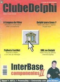 Revista ClubeDelphi Edi��o 9