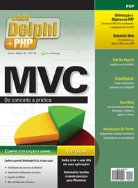 Revista ClubeDelphi Edi��o 102