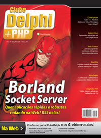 Revista ClubeDelphi Edi��o 105