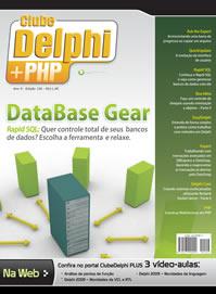 Revista Clube Delphi Edição 106: DataBase Gear