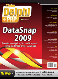 Revista ClubeDelphi Edi��o 107