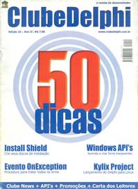 Revista ClubeDelphi Edi��o 10