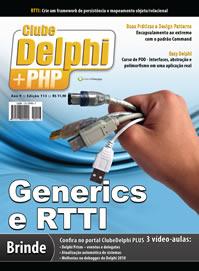 Revista Clube Delphi Edição 113: Generics e RTTI