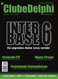 Revista Clube Delphi Edição 11: Interbase 6.0