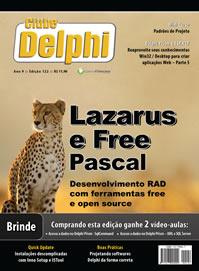 Revista Clube Delphi 122: Lazarus e FreePascal