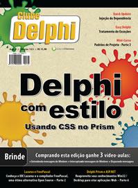 Revista ClubeDelphi Edi��o 123