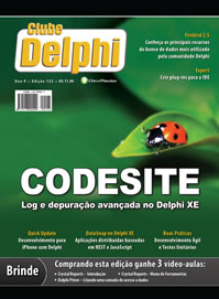 Revista ClubeDelphi Edi��o 125