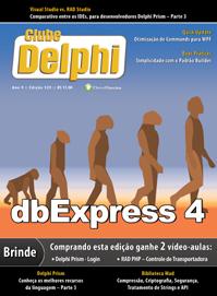 Revista Clube Delphi Edição 129: dbExpress 4