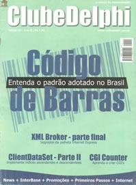 Revista ClubeDelphi Edi��o 15