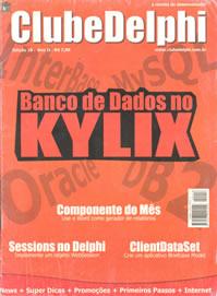 Revista Clube Delphi Edição 18: Banco de Dados no KYLIX