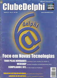 Revista ClubeDelphi Edi��o 20