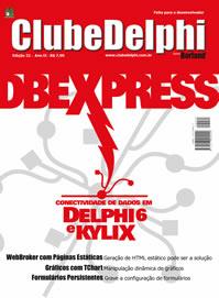 Revista ClubeDelphi Edi��o 22
