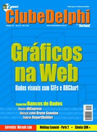 Revista Clube Delphi Edição 25: Geração de gráficos na web