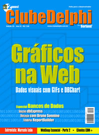 Revista ClubeDelphi Edi��o 25