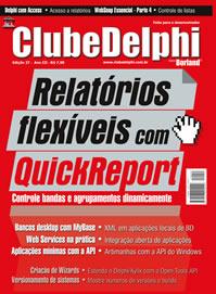 Revista Clube Delphi Edição 27: Imprimindo Relatório Access pelo Delphi