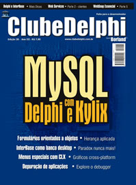 Revista ClubeDelphi Edi��o 28