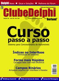 Revista ClubeDelphi Edi��o 29