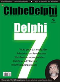 Revista Clube Delphi Edição 33: Delphi 7
