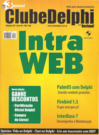 Revista ClubeDelphi Edi��o 35