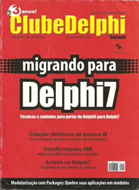 Revista Clube Delphi Edição 36: Migrando para o Delphi 7