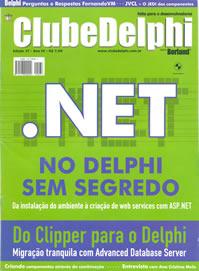 Revista Clube Delphi Edição 37: ASP.NET com Delphi
