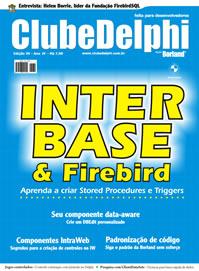 Revista Clube Delphi Edição 39: Criando componentes IntraWeb