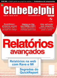 Revista ClubeDelphi Edi��o 40