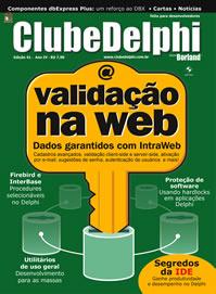 Revista Clube Delphi Edição 41: Validações na Web