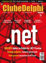 Revista ClubeDelphi Edi��o 43