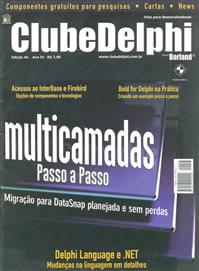 Revista ClubeDelphi Edi��o 46