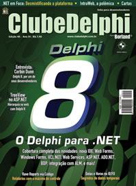 Revista Clube Delphi Edição 48: Delphi 8, .NET em Foco